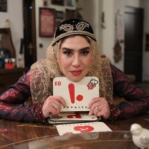 نسیم ادبی در شب سوم رئالیتی شوی «شام ایرانی»