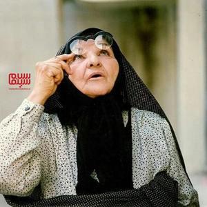 پروین سلیمانی در فیلم «مستاجر»