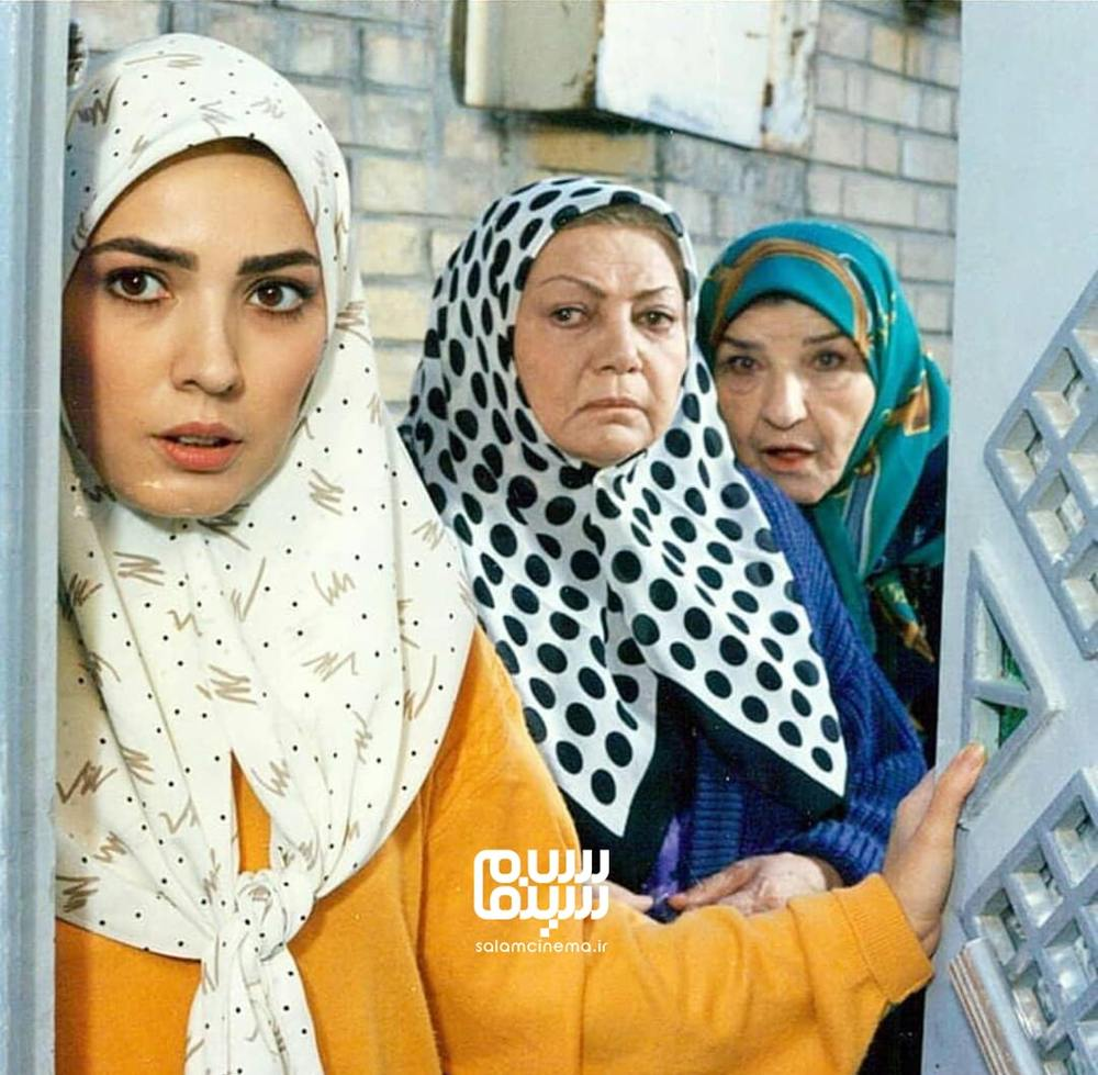 پروین سلیمانی، حمیده خیرآبادی و زیبا مقدم قدیمی در فیلم «سفر بخیر»