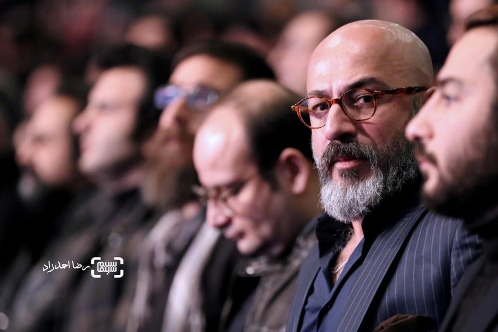 امیر آقایی نامزد سیمرغ بهترین بازیگر مرد برای «بدون تاریخ، بدون امضا» در اختتامیه سی و پنجمین جشنواره فیلم فجر