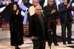 علیرضا داوودنژاد برنده جایزه ویژه هیئت داوران برای «فراری» در اختتامیه سی و پنجمین جشنواره فیلم فجر