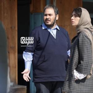 پگاه آهنگرانی و رضا داوودنژاد در فیلم «گیسوم»