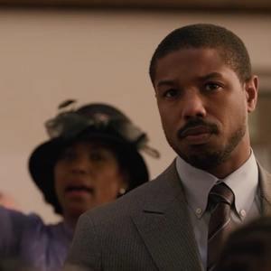 مایکل بی.جردن در فیلم «فقط رحمت» (Just Mercy)