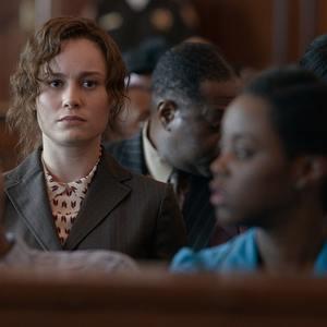بری لارسون در فیلم سینمایی «فقط رحمت» (Just Mercy)