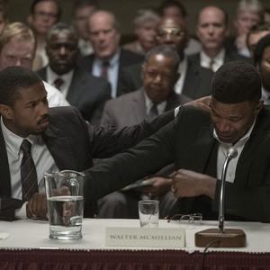 مایکل بی.جردن و جیمی فاکس در «فقط رحمت» (Just Mercy)