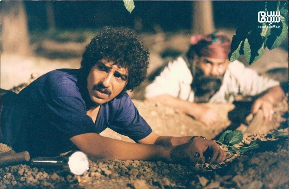 محمد صالح علا در فیلم «دستمزد»