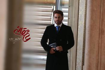 محمدرضا گلزار در سریال نمایش خانگی «عاشقانه»
