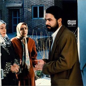 حمیده خیرآبادی، حسن جوهرچی و نیلوفر محمودی در فیلم «روزی که خواستگار آمد»