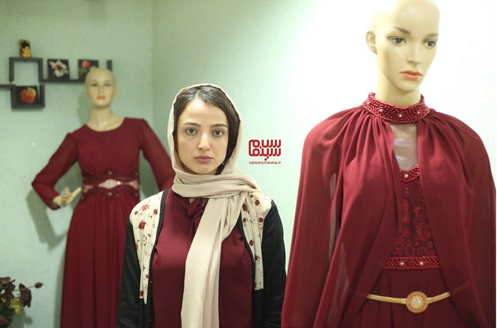 ندا جبرائیلی در فیلم «هفت و نیم»