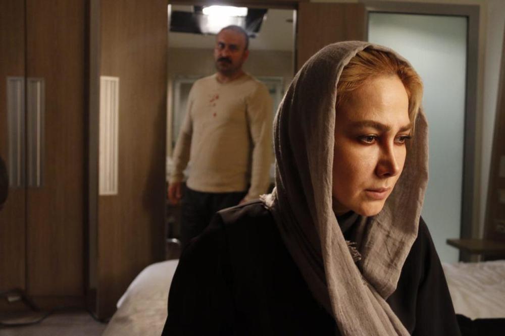 آنا نعمتی در فیلم سینمایی «ماحی»