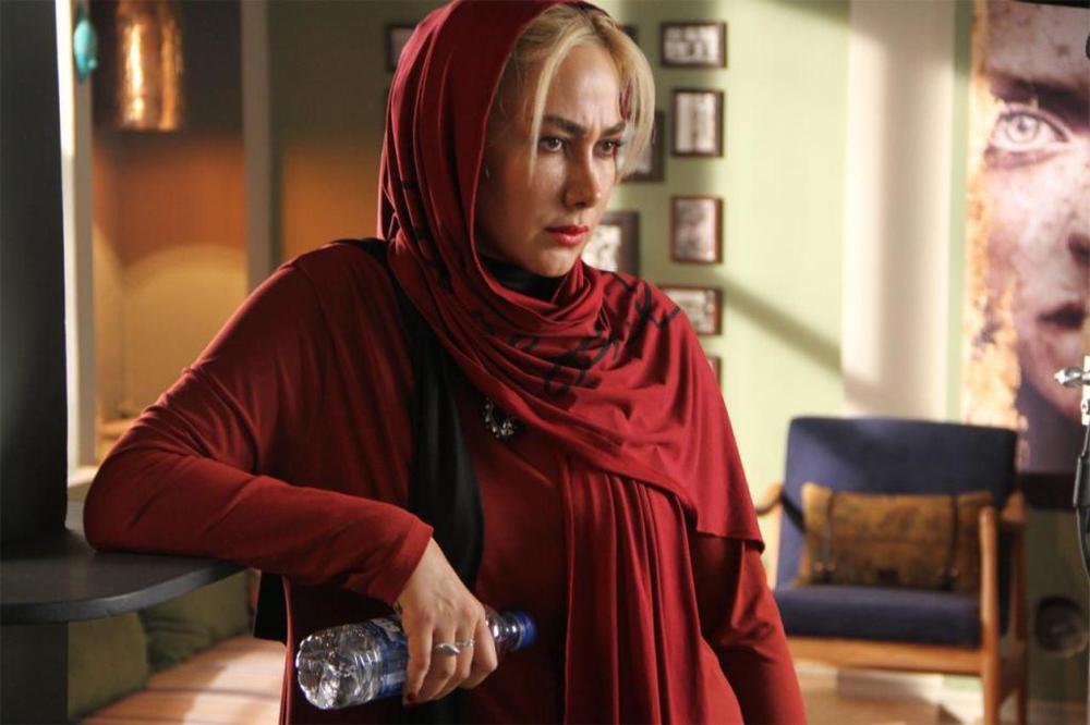 آنا نعمتی در «ماحی»