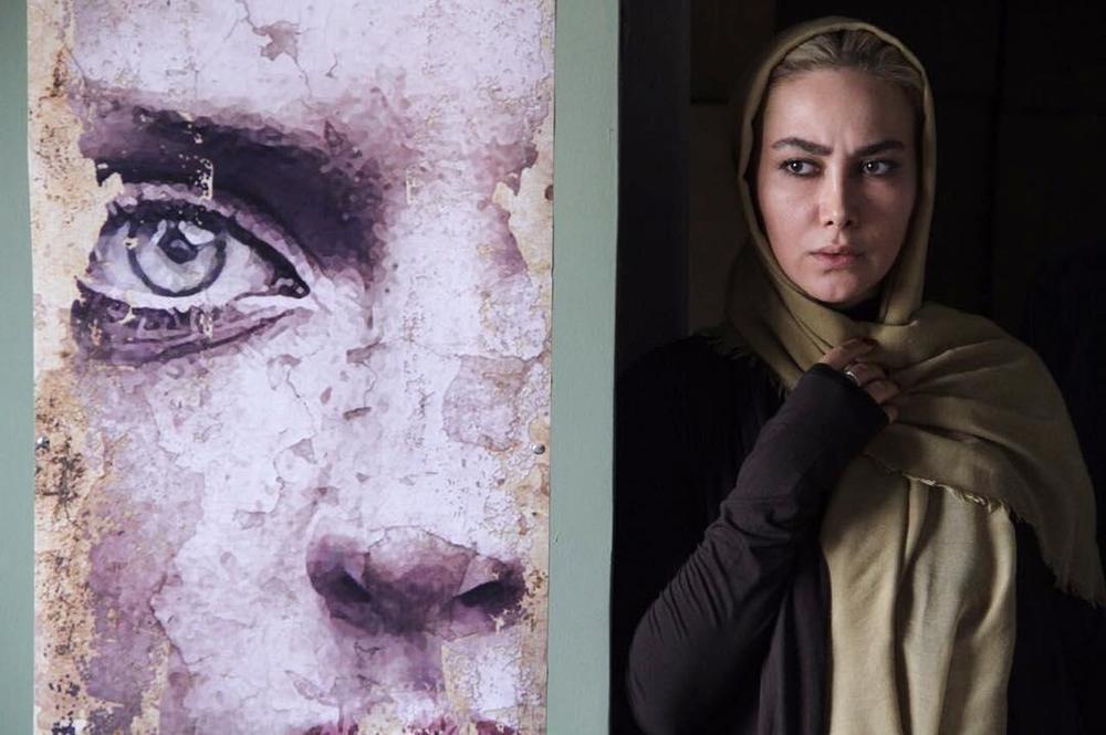آنا نعمتی در نمایی از فیلم «ماحی»