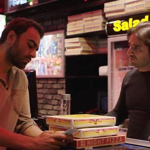 علی رهبری در فیلم «سیاه باز»