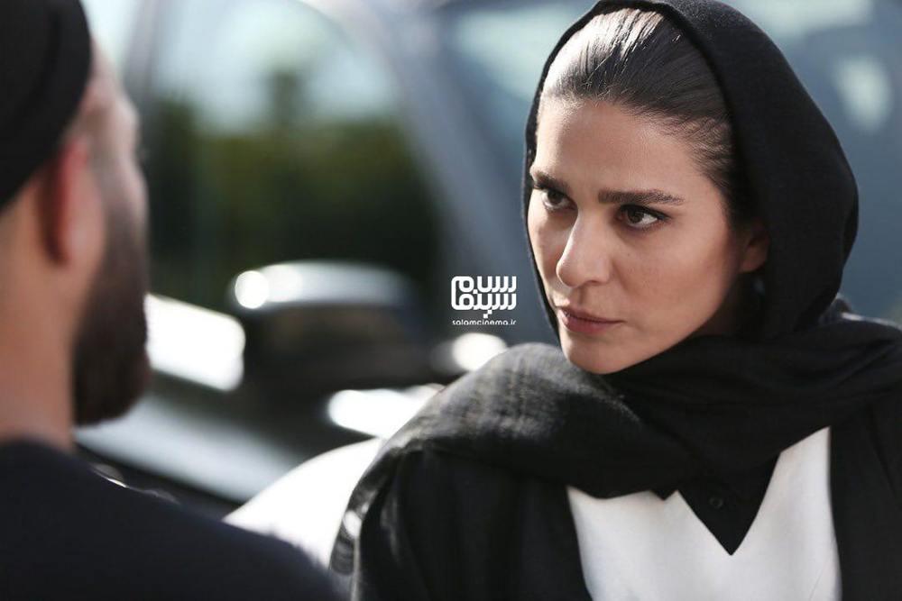 سحر دولتشاهی در سریال نمایش خانگی «قورباغه»