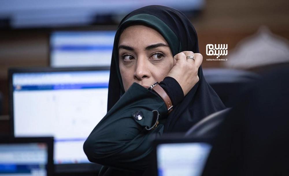 میلیشا مهدی نژاد در فیلم «دختر الهام»