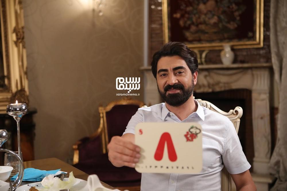 محمدرضا علیمردانی در شب اول «شام ایرانی»