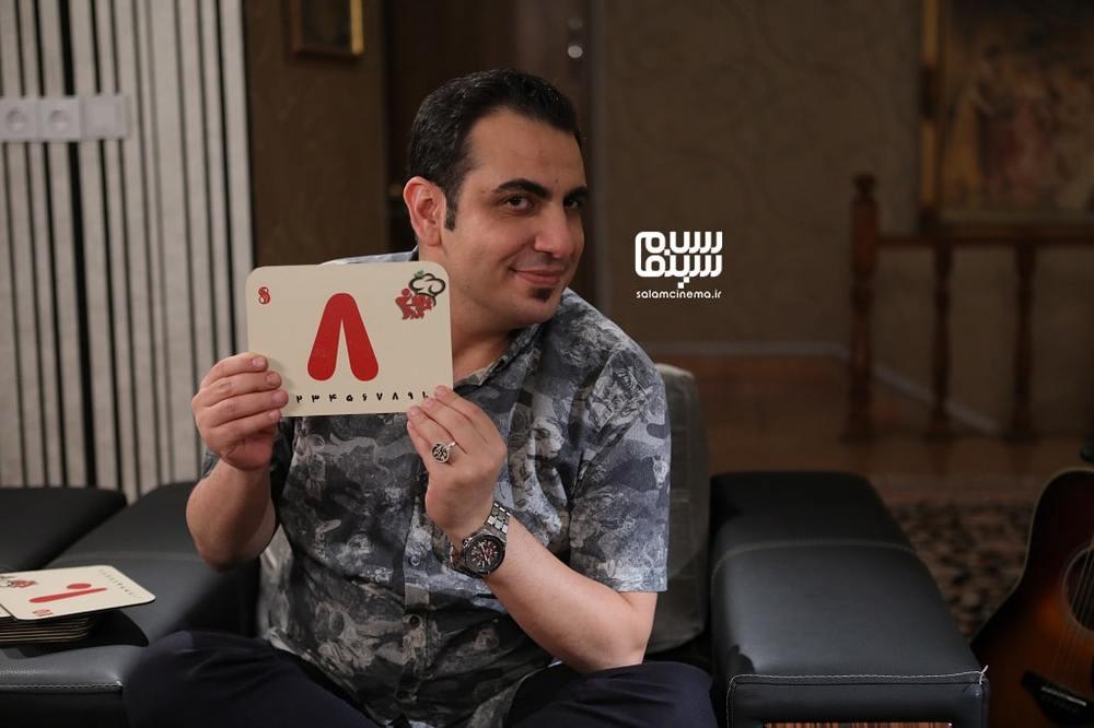 محمد لقمانیان در شب اول «شام ایرانی»