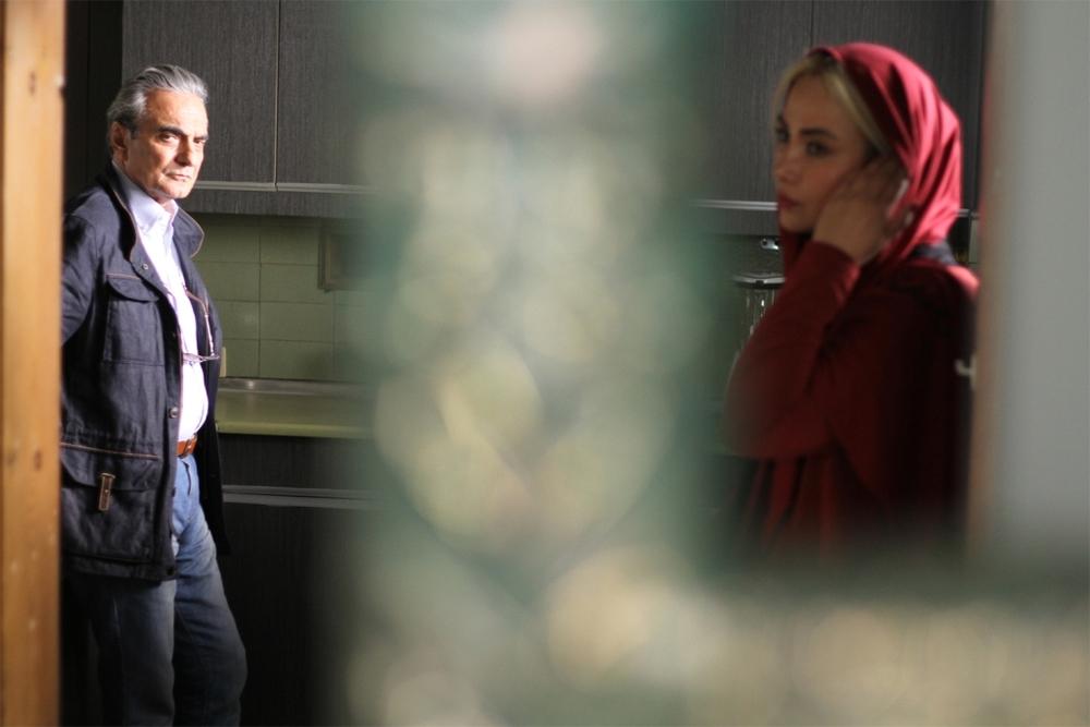 آنا نعمتی و همایون ارشادی در فیلم سینمایی «ماحی»