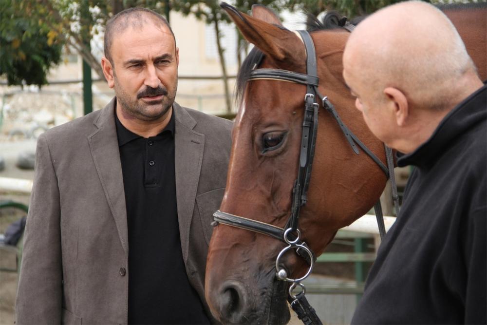 مهران احمدی در فیلم سینمایی «ماحی»