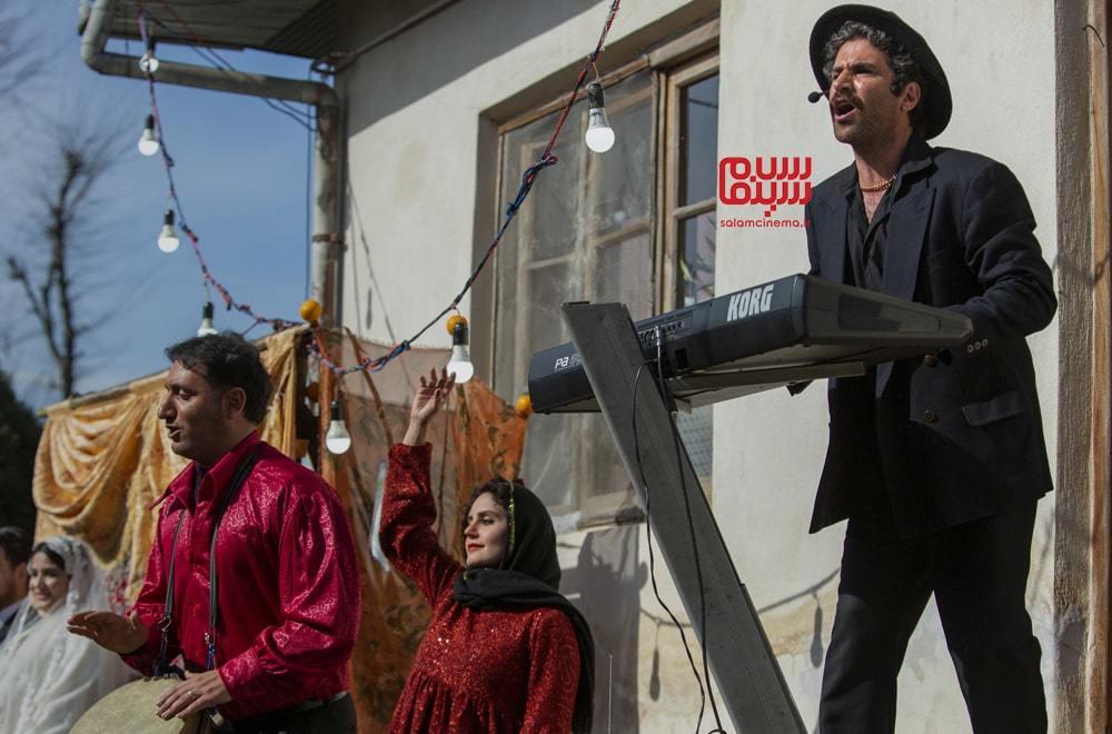 هوتن شکیبا در فیلم «تی تی»