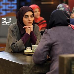 مهشید جوادی در سریال «بچه مهندس 4»