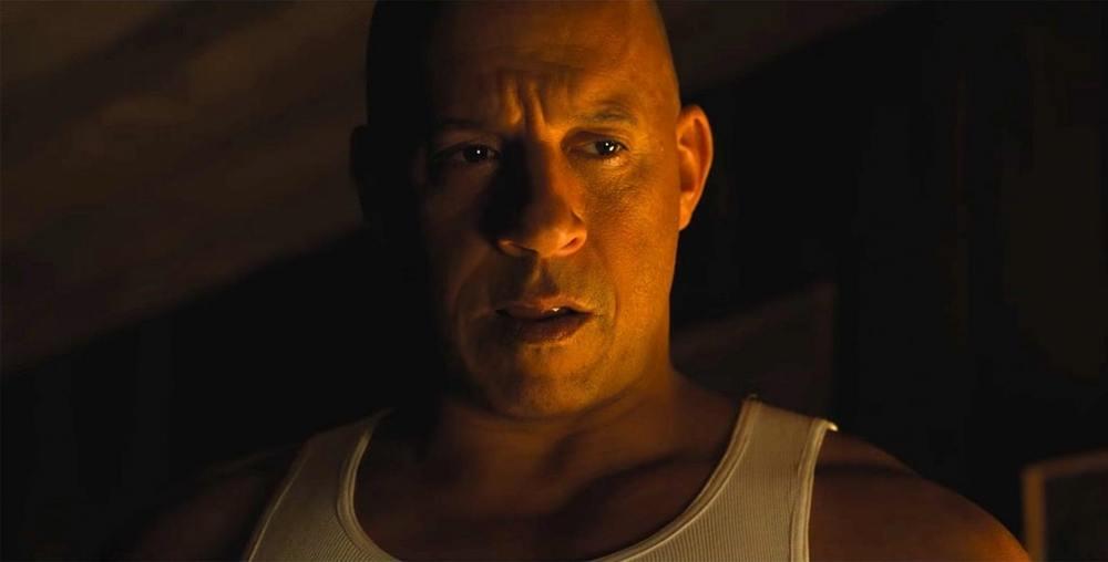 وین دیزل در فیلم «سریع و خشن 9» (F9)