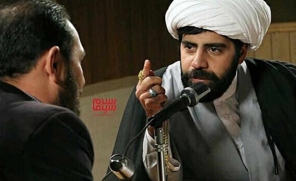 سلمان فرخنده در فیلم سینمایی «سرگشته»