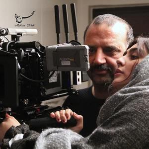 ستاره حسینی و علیرضا استادی در فیلم «آرینا»