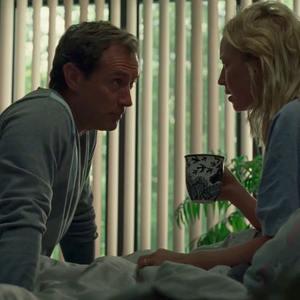 کری کون و جود لا در فیلم «لانه» (The Nest)