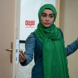 ستاره حسینی در سریال «پردیس»