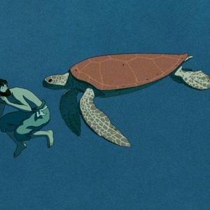 «لاک پشت قرمز»(The Red Turtle)