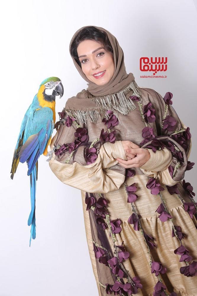 شهرزاد کمال زاده در شب دوم «شام ایرانی»
