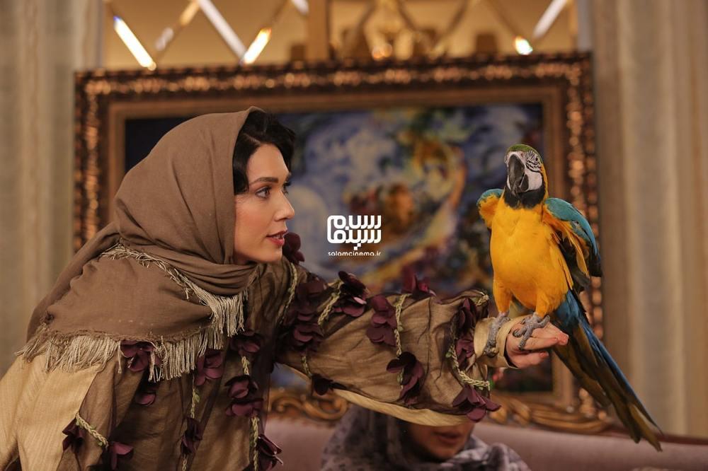 شهرزاد کمال زاده در نمایی از شب دوم «شام ایرانی»