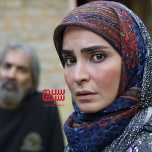 مهدیه نساج در سریال تلویزیونی «بیگانه ای با من است»