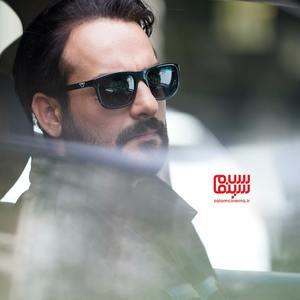 حامد کمیلی در فیلم «جوجه تیغی»