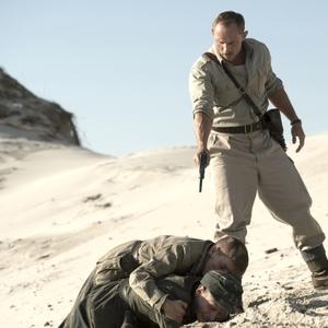 نمایی از فیلم سینمایی «زیر شن»(Land of Mine)