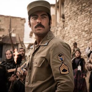 نوید پورفرج در فیلم «زالاوا»