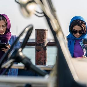 آناهیتا درگاهی و مارال فرجاد بازیگران سریال «خوب بد جلف : رادیواکتیو»