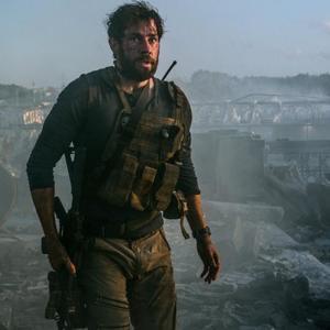 فیلم «13 ساعت: سربازان مخفی بنغازی» با بازی جان کرازیسکی