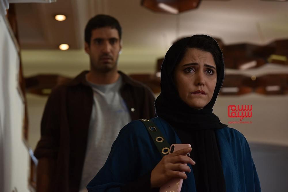 شبنم قربانی در قسمت ۱ سریال «ملکه گدایان»