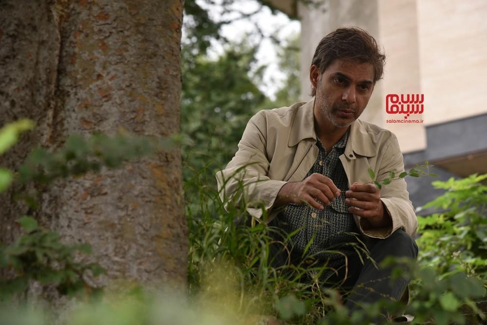پیمان معادی در فیلم «ناگهان درخت»