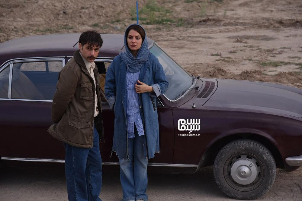 پیمان معادی و مهناز افشار در فیلم «ناگهان درخت» به کارگردانی صفی یزدانیان