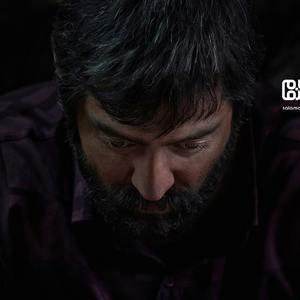 بهرام رادان در فیلم «ابلق» به کارگردانی نرگس آبیار