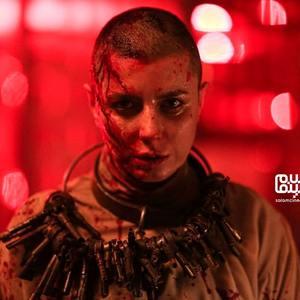 لیلا حاتمی در فیلم «قاتل و وحشی»