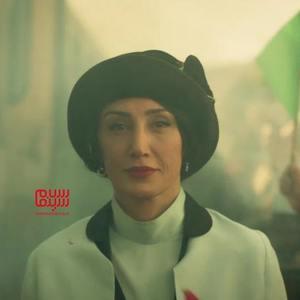 هدیه تهرانی در فیلم «بی همه چیز»
