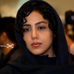هنگامه حمیدزاده در اکران خصوصی فیلم «هفت و پنج دقیقه»
