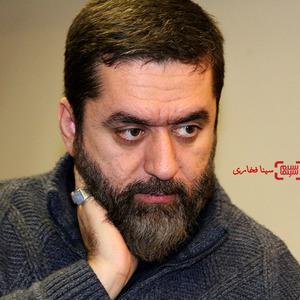 سیدمحمود رضوی در اکران خصوصی فیلم «هفت و پنج دقیقه»