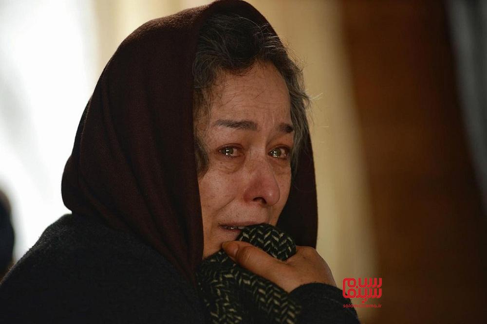 آزیتا حاجیان در فیلم «خط فرضی»