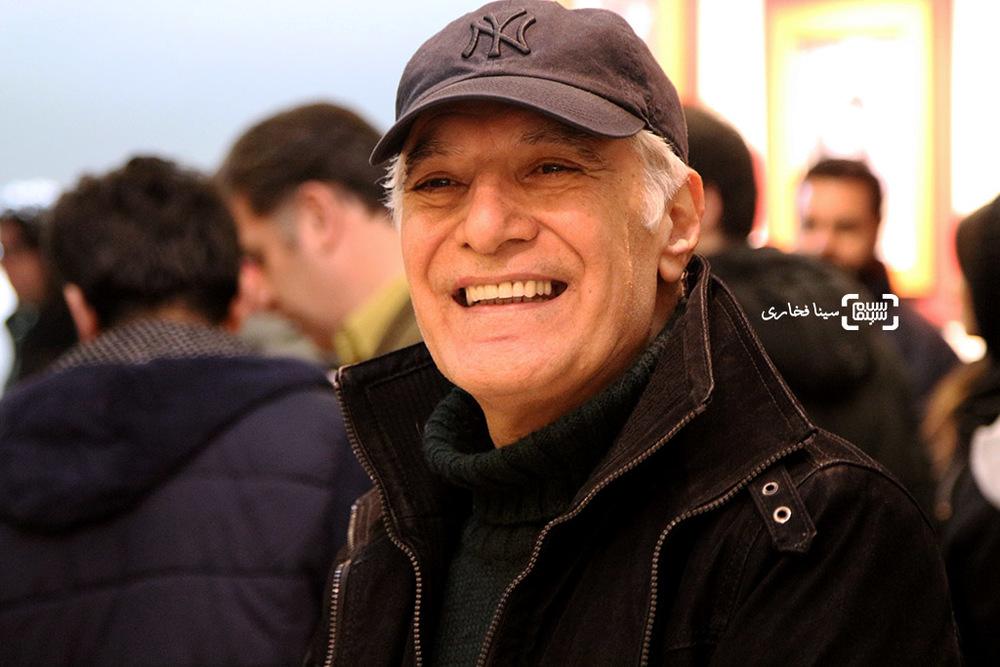محمود کلاری پرافتخارترین فیلمبردار جشنواره