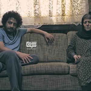 عرفان ابراهیمی و رویا افشاری نسب در فیلم «مامان»